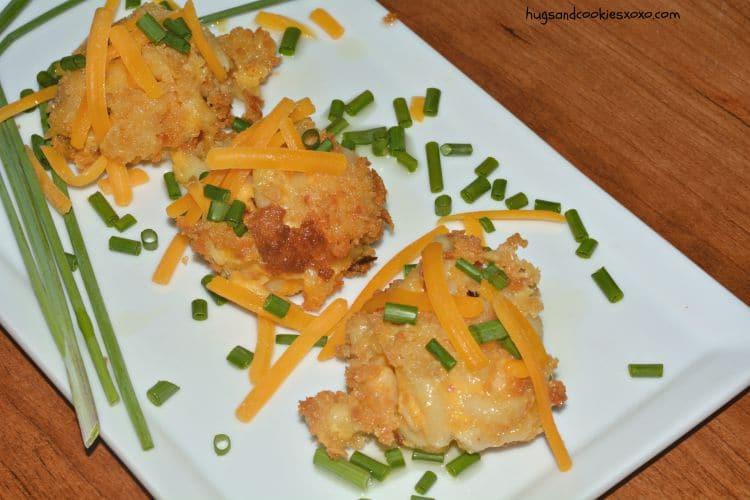 fried mac cheese balls