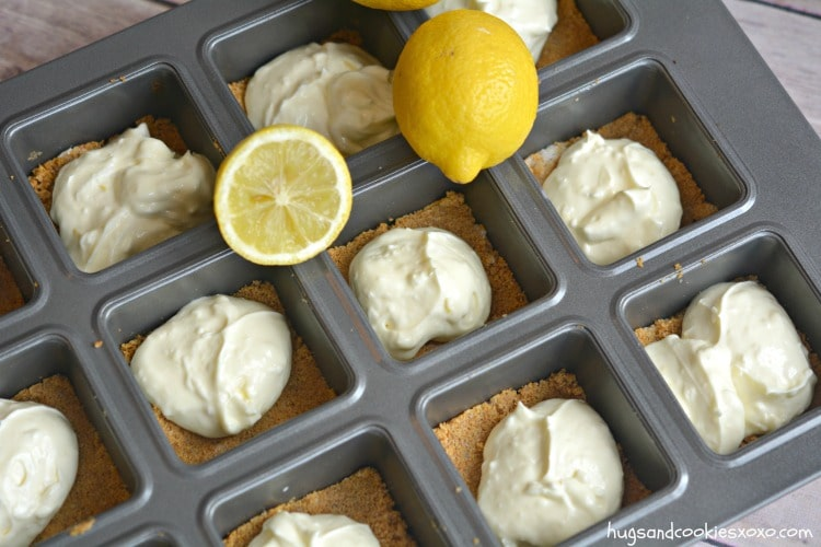 Lemon meringue pie cheesecake squares hugs and cookies xoxo for Lemon meringue pie with graham cracker crust