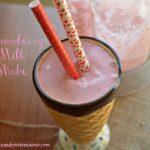 Strawberry Milkshakes!