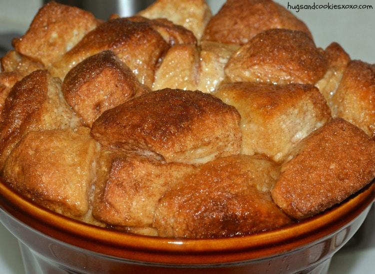 Monkey Bread Hugs And Cookies Xoxo