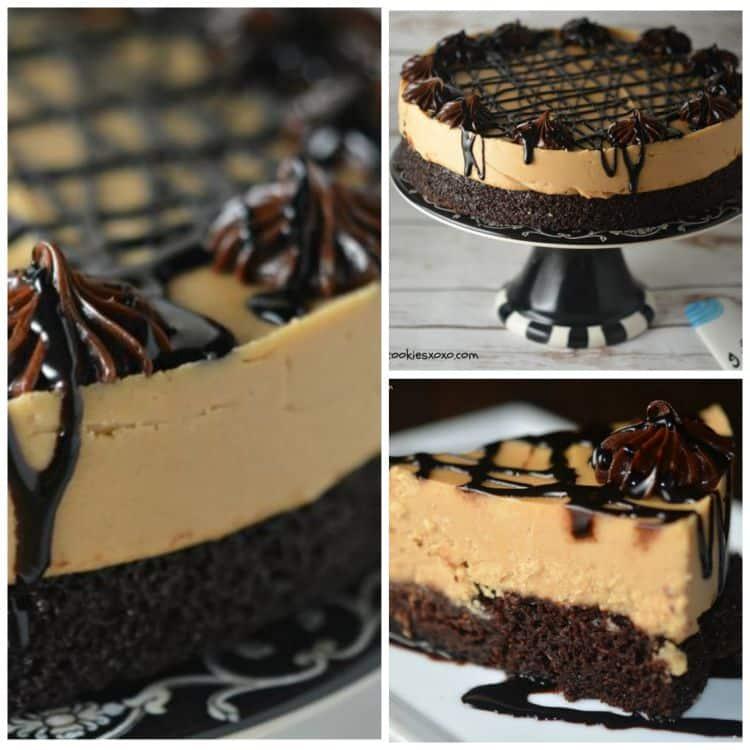 pb truffle cake