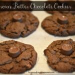 Rolo Browned Butter Chocolate Cookies