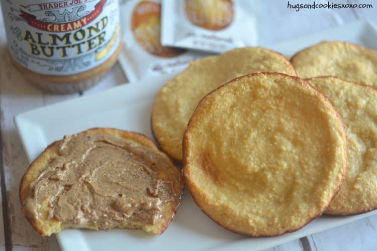 Almond Breakfast Cakes - Hugs and Cookies XOXO