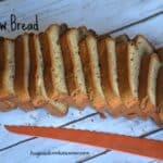 Warm Cashew Bread