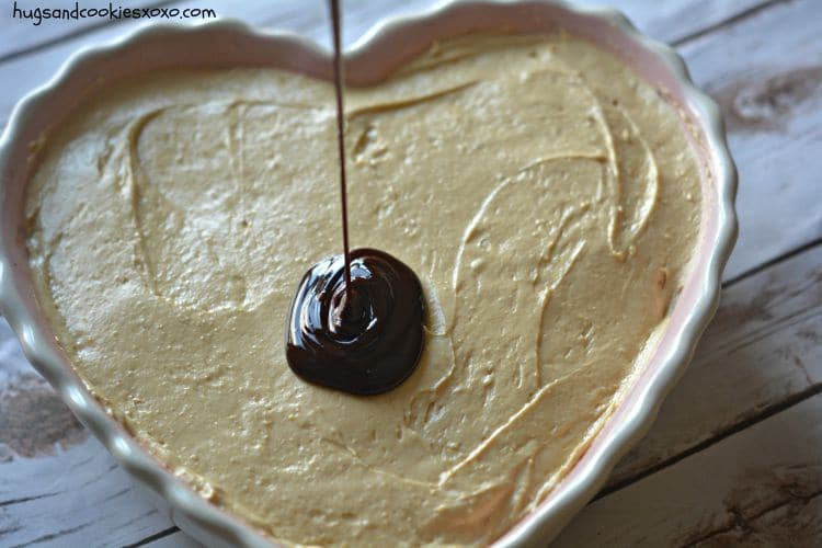 pb chocolate ganache pie