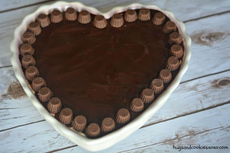 pb pie reeses chocolate