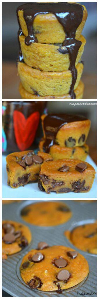 pumpkin cupcakes 3