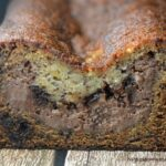 Chocolate Cheesecake Banana Bread