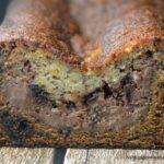 Chocolate Cheesecake Banana Bread