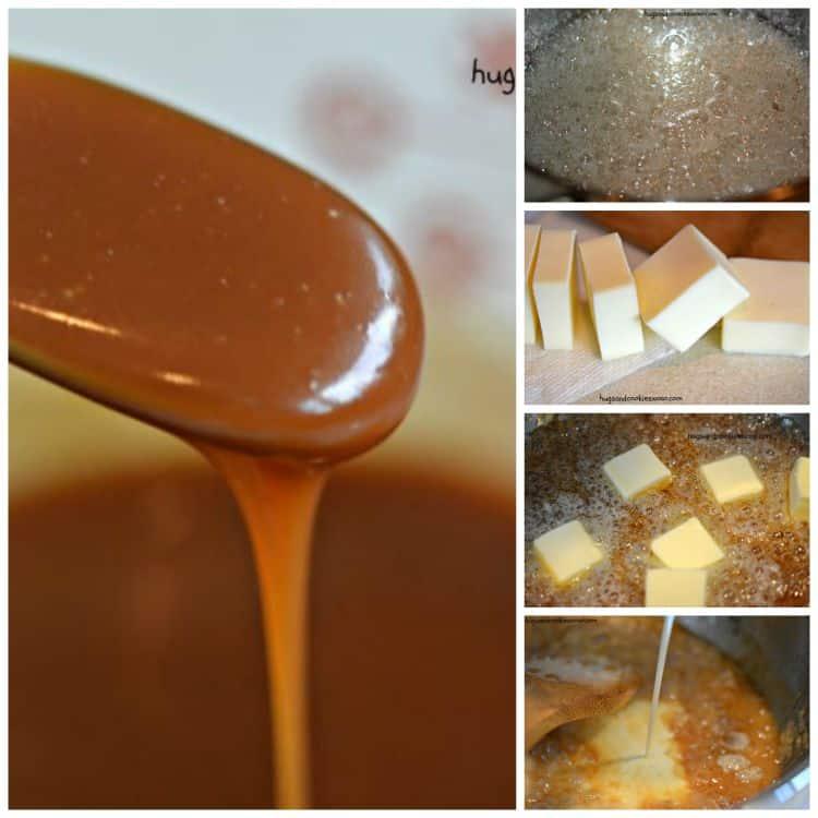caramel homemade