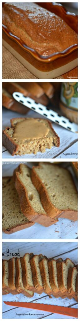 cashew bread and butter
