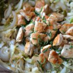 Skillet Chicken and Cabbage
