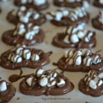 Chocolate Dipped Marshmallow Pretzels