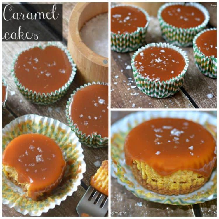pumpkin caramel cheescake