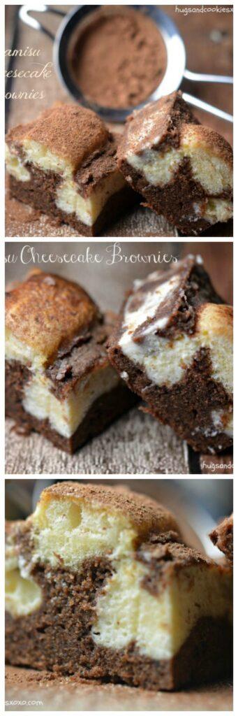 tiramisu brownies sugared