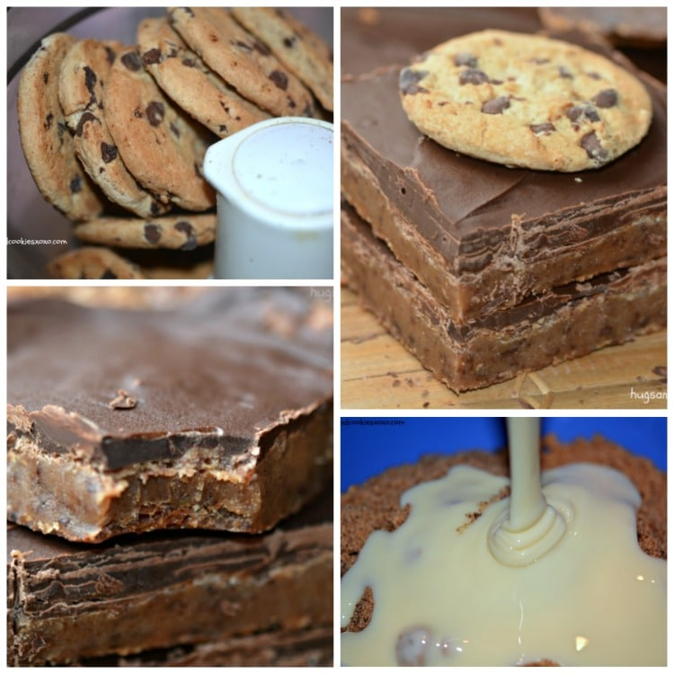 chips ahoy candy bars