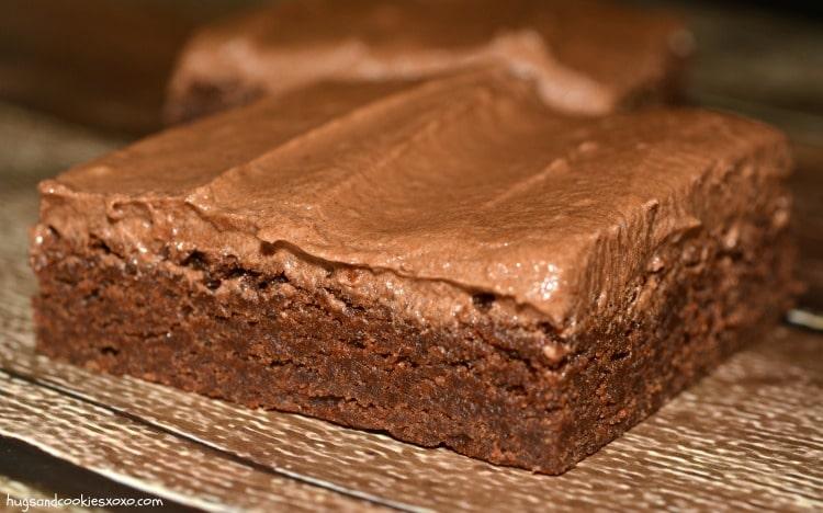 chocolate ultimate brownie