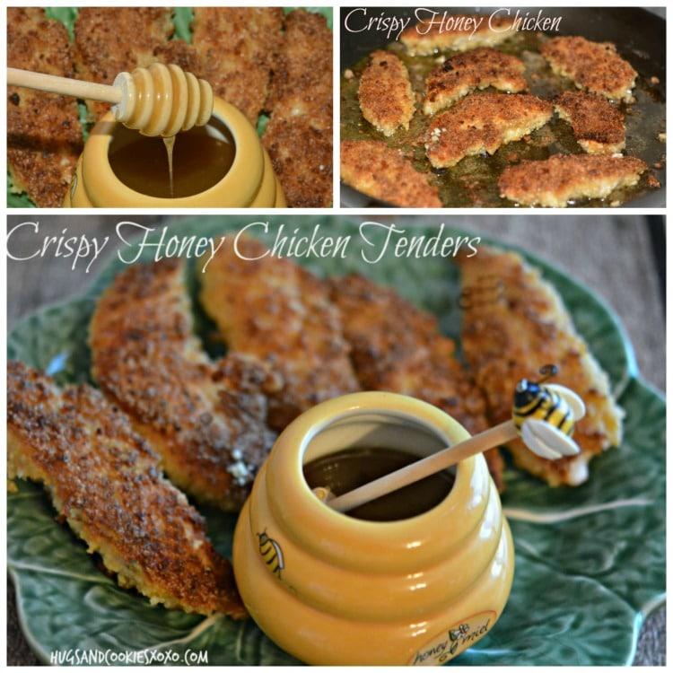 crispy honey chicken 2