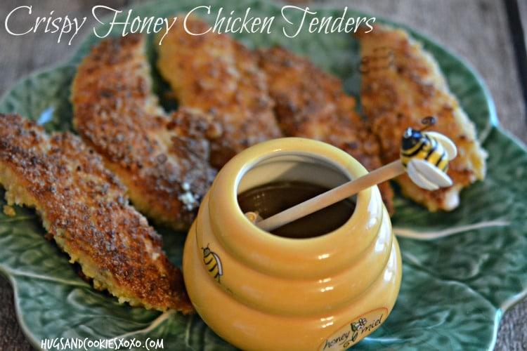crispy honey chicken