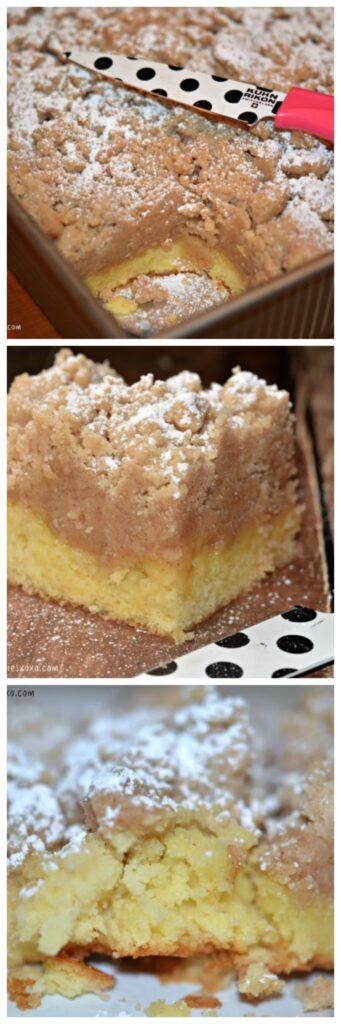 crumb cake shortcut