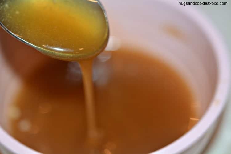 honey sauce