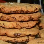 Layered Chocolate Chip Cookies