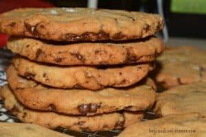 Layered Chocolate Chip Cookies
