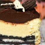Mini Mascarpone Oreo Cheesecakes With Chocolate Ganache