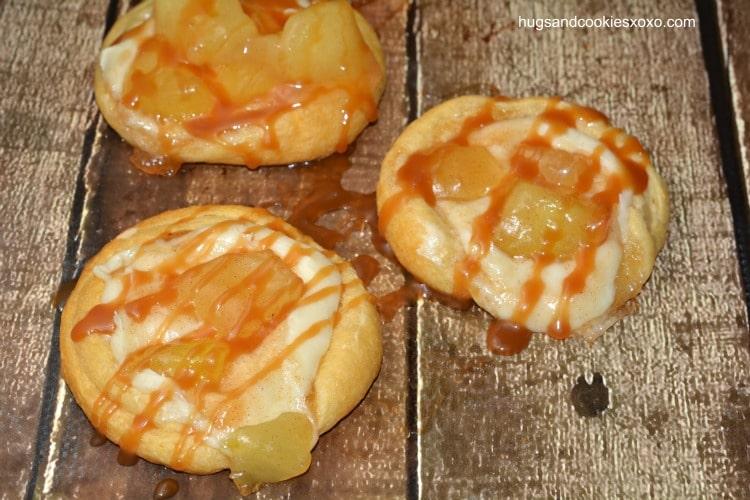 apple cheese danish caramel