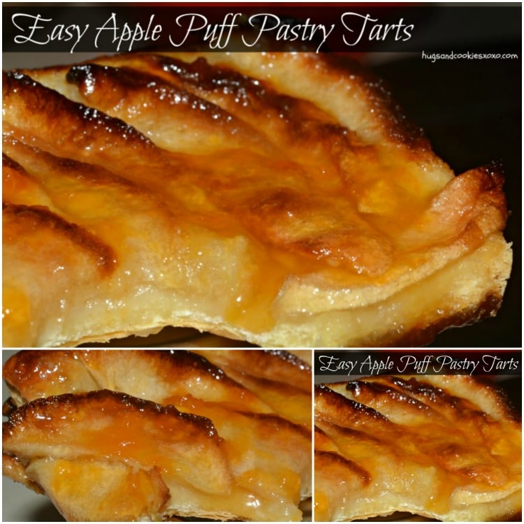 apple pastry tarts
