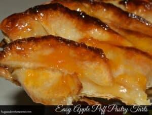 Apple Tart Pastries