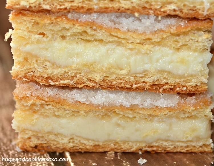 cheesecake bars crescents