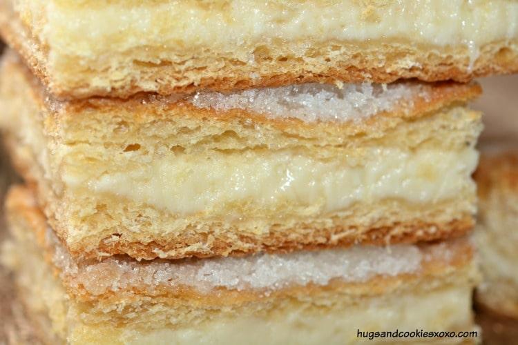 cheesecake crescents