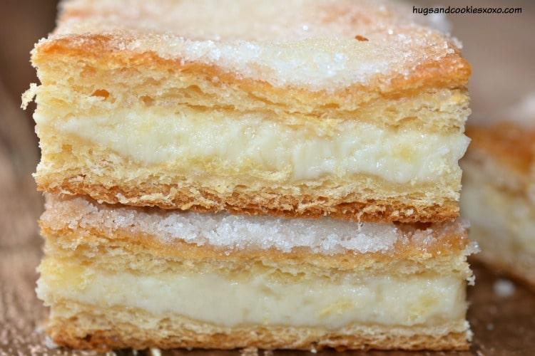 cheesecake sugar bars
