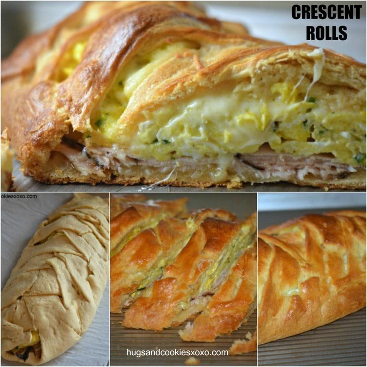 crescent rolls turkey