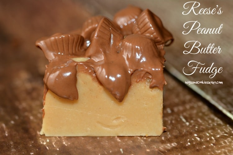 reeses fudge peanut butter creamy