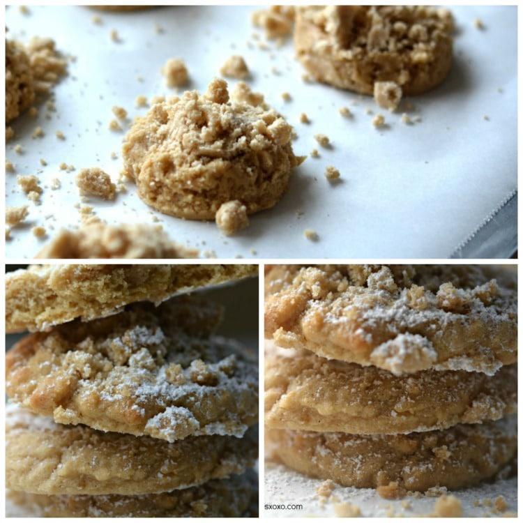 coffe cake cookiesss