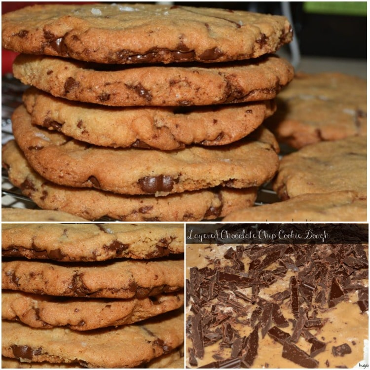 layered cookies