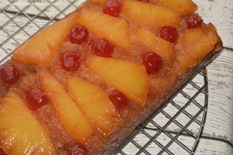 Extra Large Pineapple Upside Down Cake