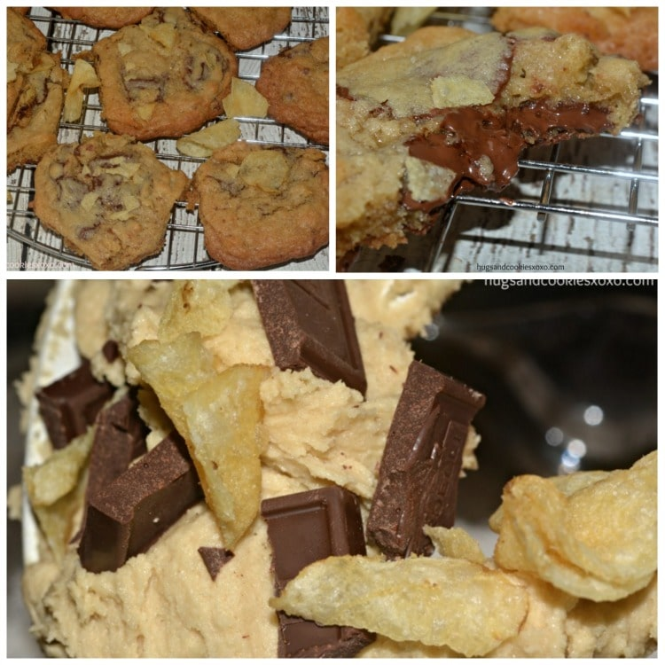 ptato chip cookie