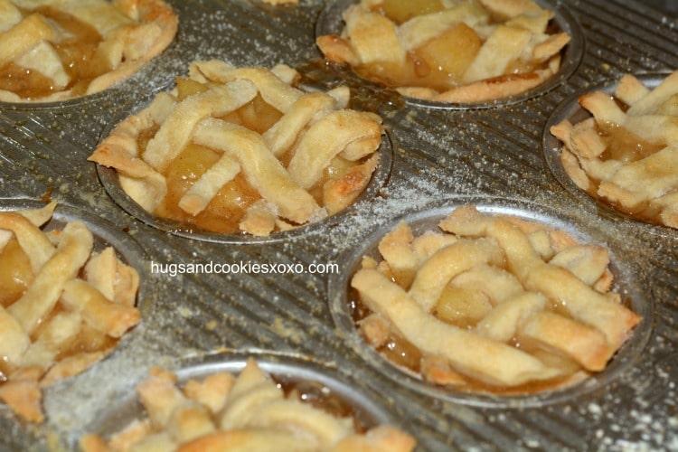 apple pie sugared