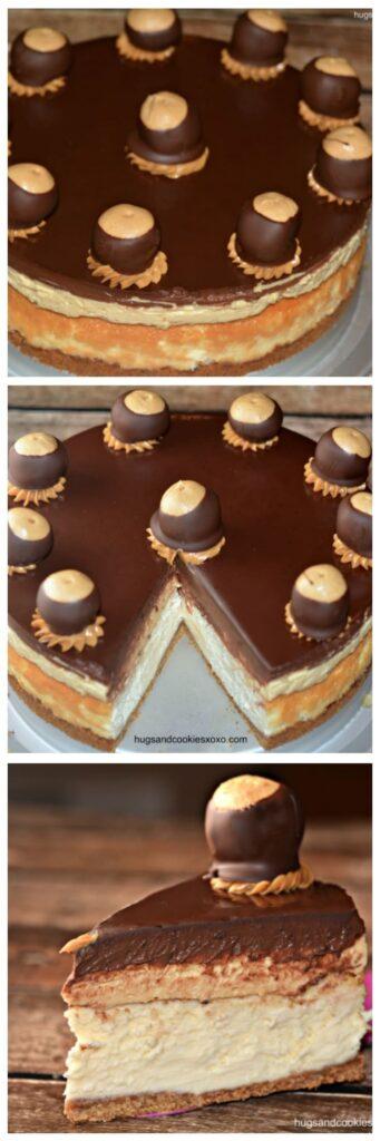 buckeye pb cheesecake