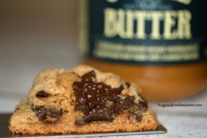Cookie Butter Chocolate Chunk Cookies