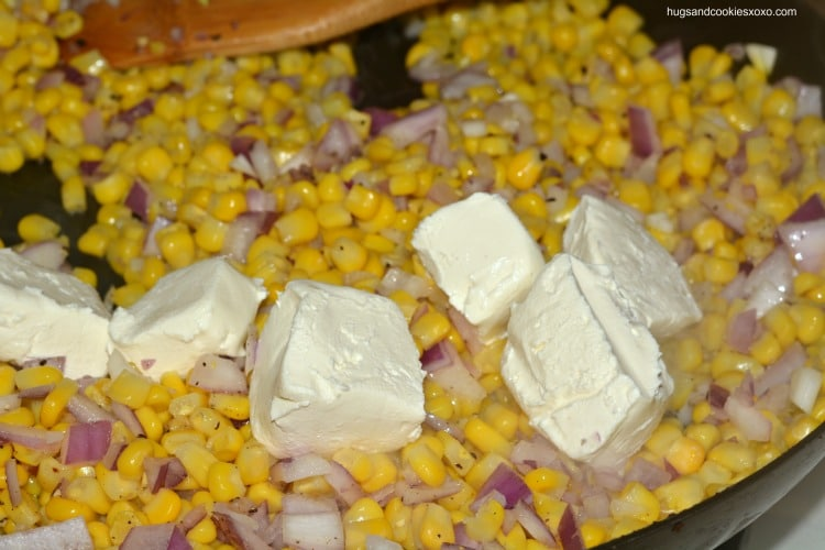 corn dip cream cheese