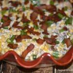 Creamy Bacon Corn Dip