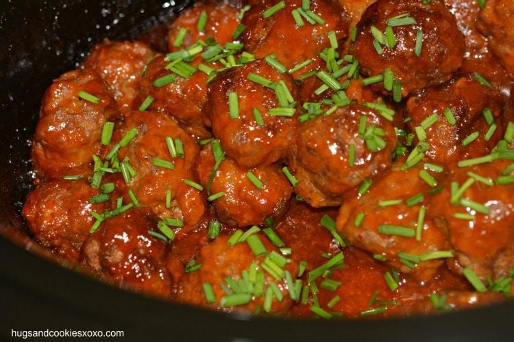buffalo hot meatball