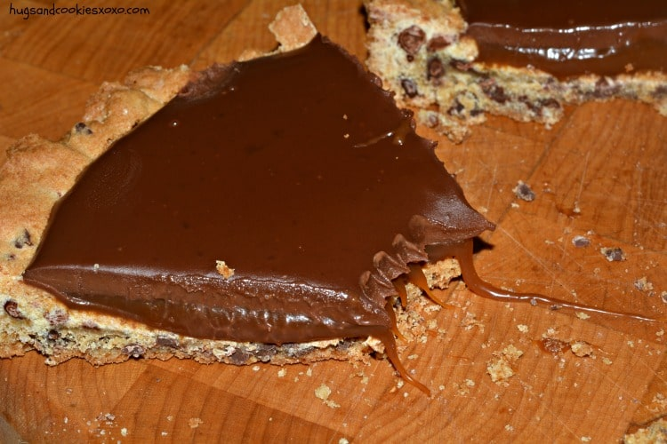 choc chip tart pan