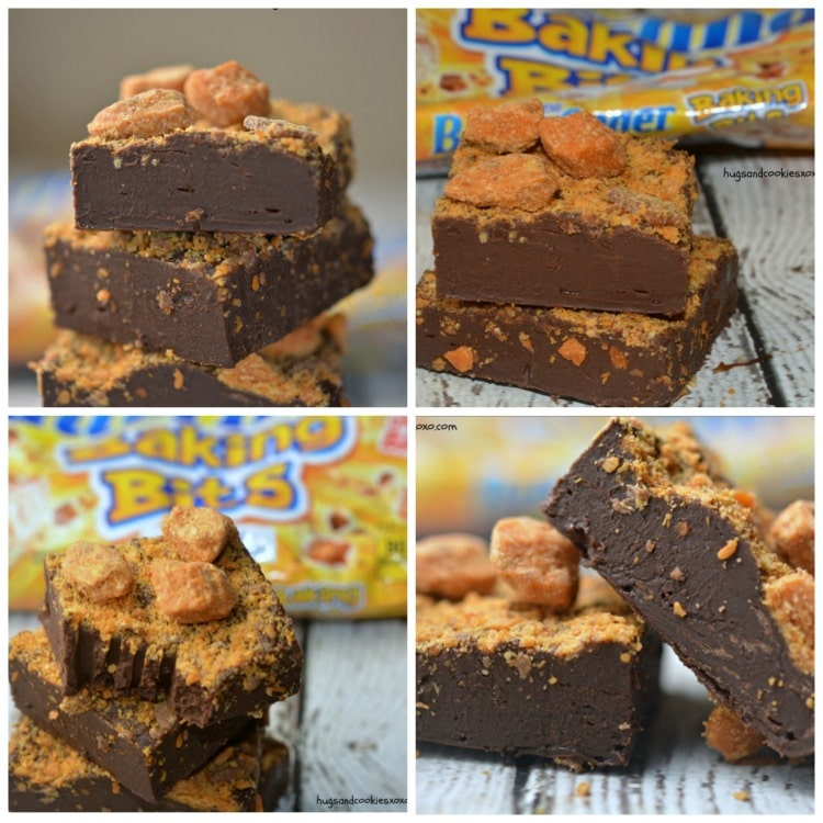 fudge butterfinger
