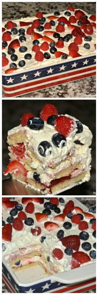 berries trifle