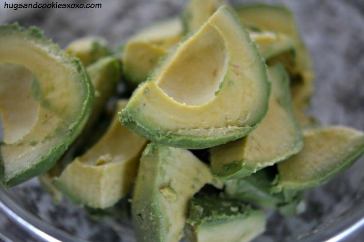 guacamole avocado